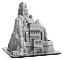 Jungle Fortress  Monsterpocalypse Building (resin)